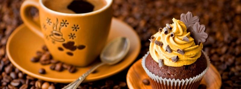 Ukusne poslastice sa kafom